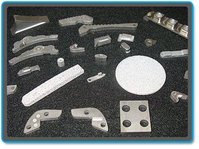 Powder Metal Parts Manufacturing - Controlled Atmosphere Sintering - Washington